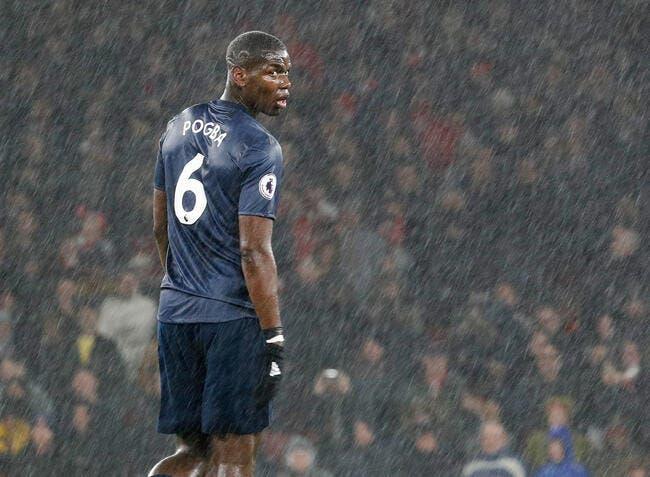 Mercato: Paul Pogba met le feu, il se voit au Real Madrid