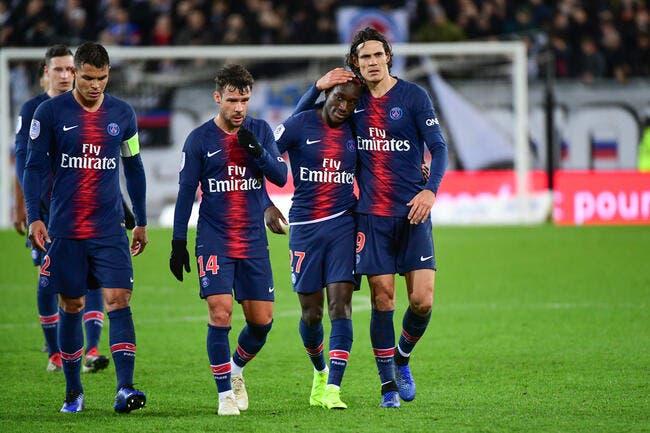 PSG: Il largue Thiago Silva, Cavani et Daniel Alves, c'est le grand ménage