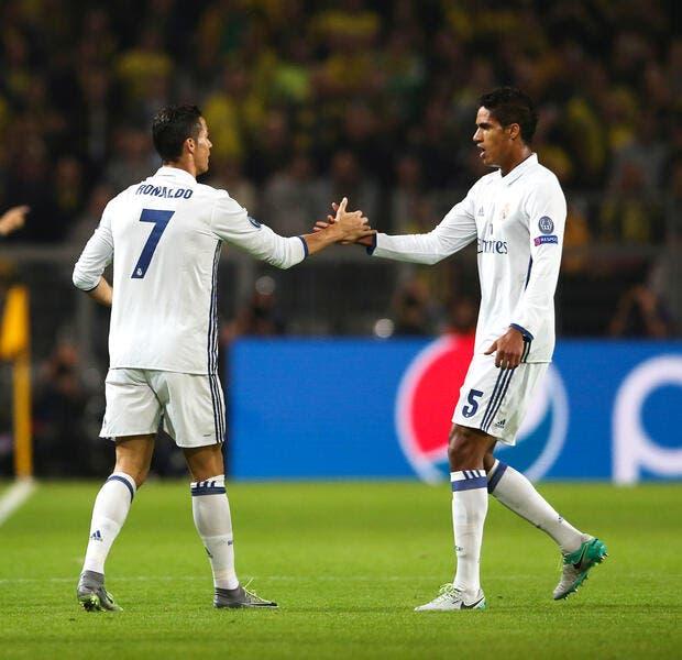 Ita : Varane, le cadeau réclamé par Cristiano Ronaldo au mercato !