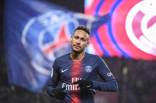 PSG : Neymar négocie une prolongation au Paris SG !
