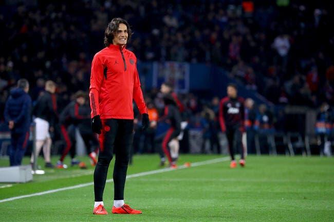 Rechute et départ en Uruguay, Cavani fait une Neymar — PSG