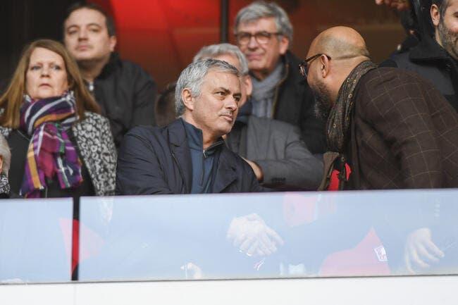 OL : José Mourinho à Lyon, il est chaud pour relever le défi !