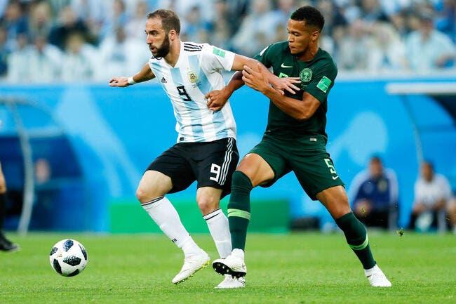 Argentine : Clap de fin pour Gonzalo Higuain !