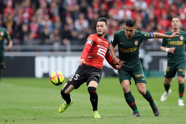 L1 : Monaco arrache un point en or à Rennes