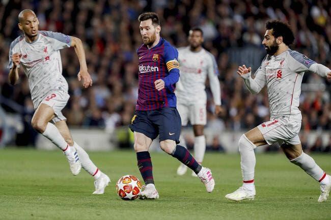 LdC : Le FC Messi fait des miracles face à Liverpool