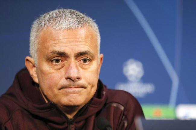 OL : José Mourinho a « 10 % de chances » de signer à Lyon !