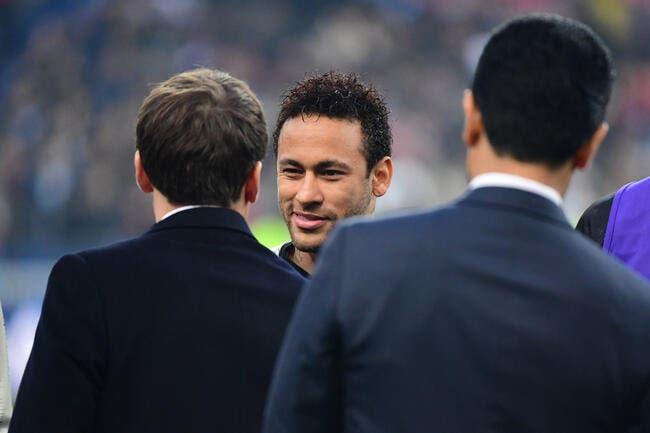 PSG : Neymar sanctionné, Paris prépare sa riposte secrètement