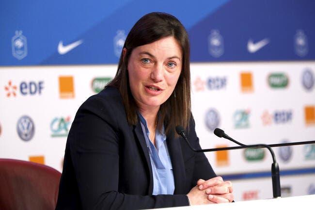 EdF : La liste des 23 Bleues pour la Coupe du Monde en France