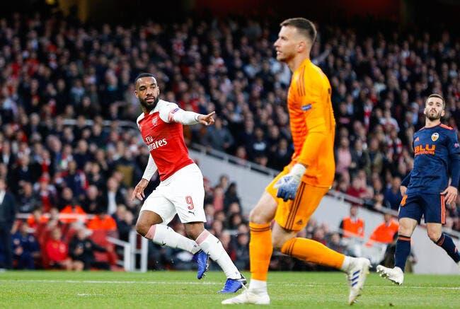 EL : Arsenal a un pied en finale, Chelsea assure à Francfort