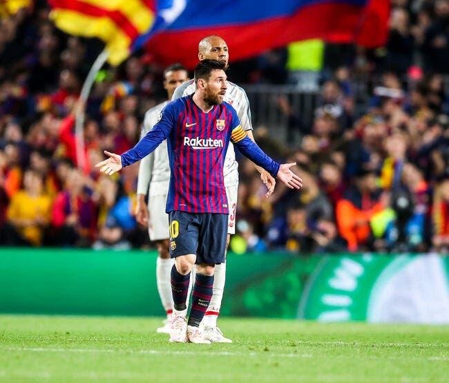 LdC: Messi contre Liverpool? Pas top pour Vikash Dhorasoo