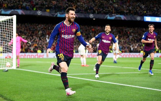 LdC: Messi est plus fort que Cristiano Ronaldo, Pierre Ménès dit pourquoi