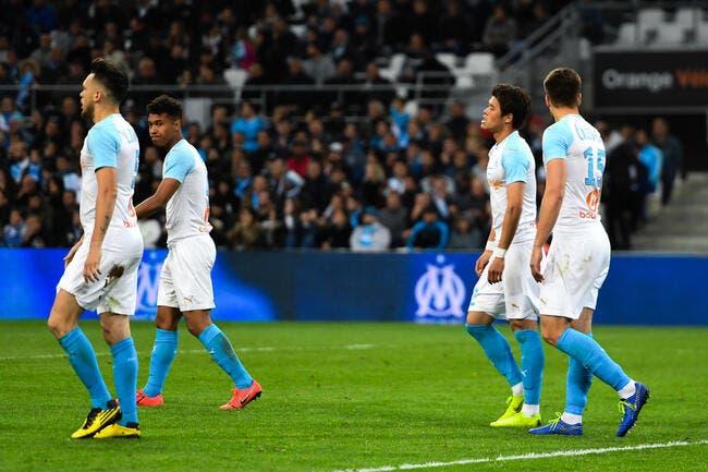 OM: A Marseille, ambiance déprime totale avant la venue de l'OL