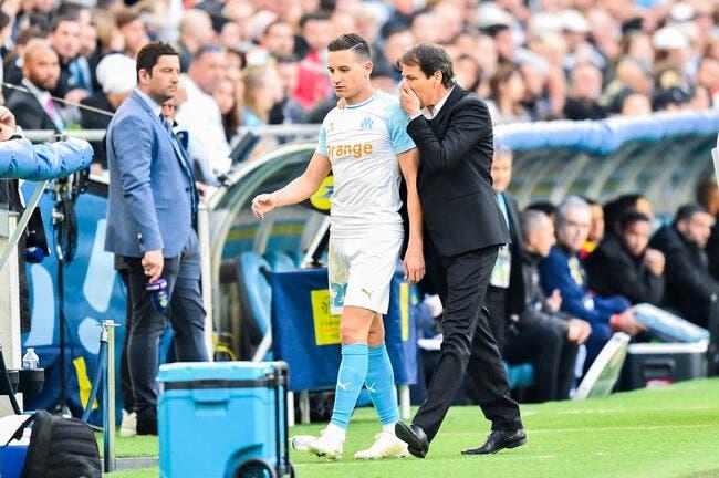 OM : Les joueurs ont flingué Garcia, Amoros se lâche