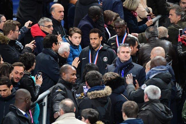 PSG: Carine Galli s'attaque sans pitié à la «victime» de Neymar