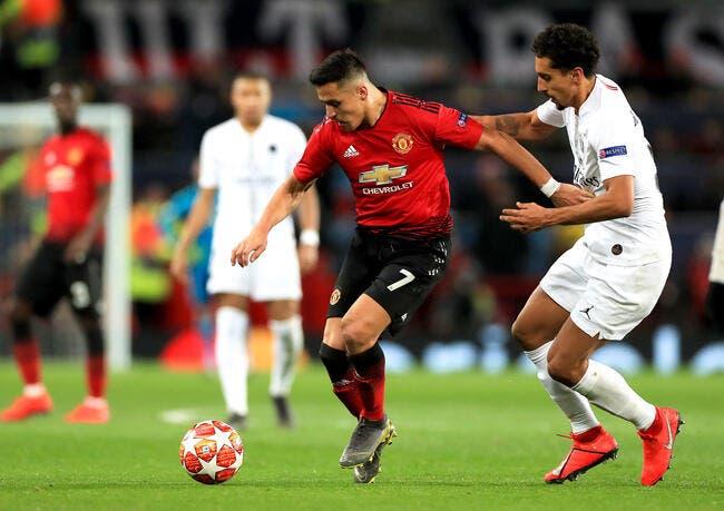 Mercato: Man United est prêt à payer pour expédier Sanchez… au PSG?
