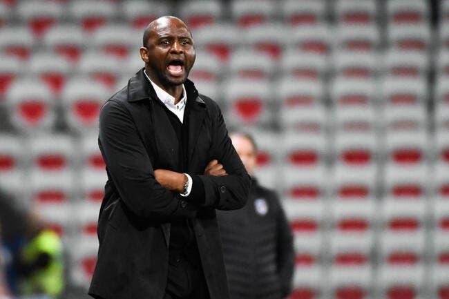 Nice: Si le PSG se fâche, ça va faire mal prévient Vieira