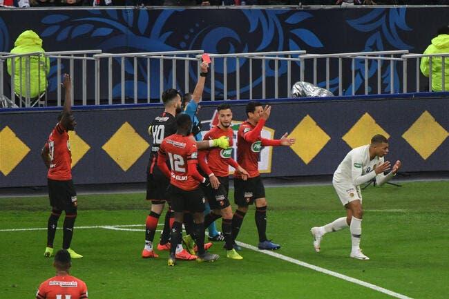 PSG: Trois matchs ferme pour Mbappé