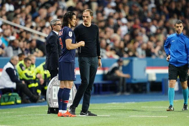 PSG : Cavani viré par Neymar et Mbappé ? Le Qatar hésite !