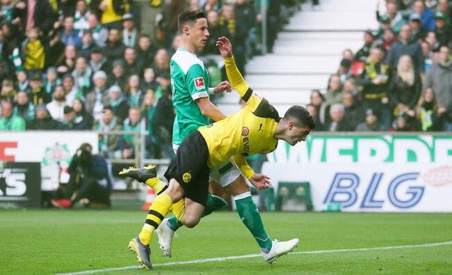 All : Dortmund concède le nul, Munich proche du sacre