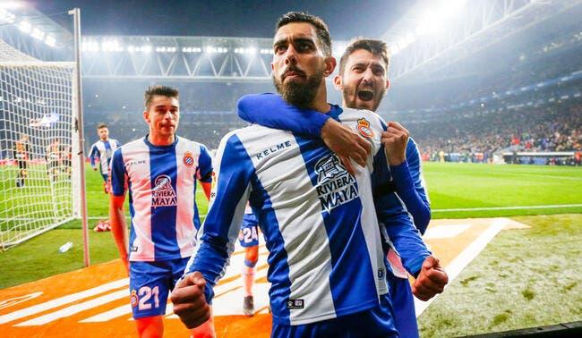 Esp : L'Atlético prend une gifle par l'Espanyol
