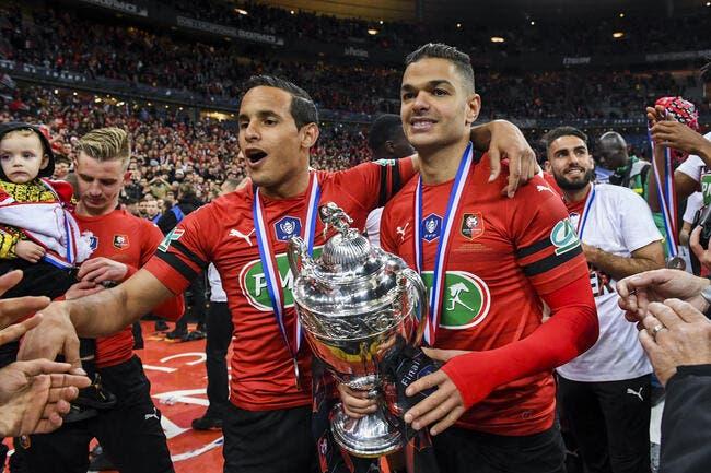 SRFC : Zeffane dit au-revoir et merci à Rennes