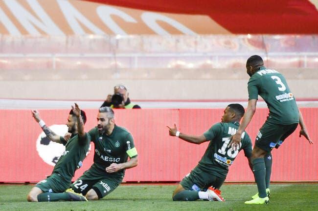 Danijel Subasic encore blessé à la cuisse — AS Monaco