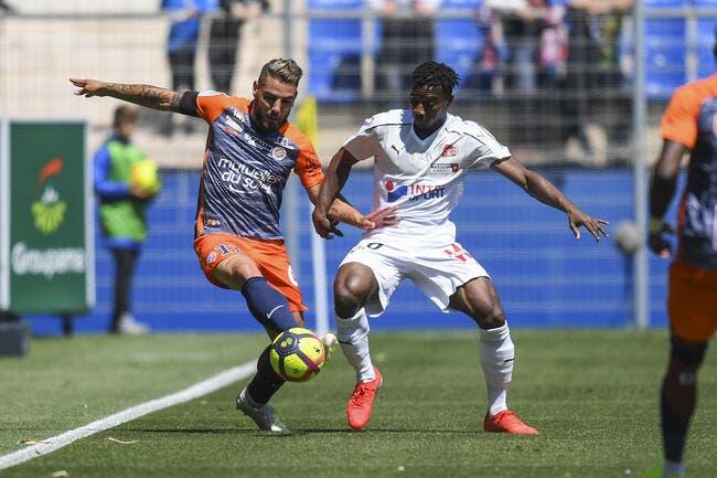 L1 : Montpellier freiné, Toulouse et Rennes font le spectacle