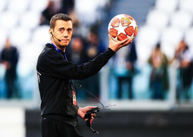 OL : Clément Turpin arbitre pro-Lyon, Lille se fâche !