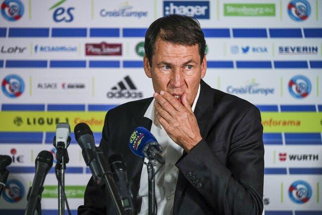 OM : Rudi Garcia viré pour 10ME, Marseille réfléchit