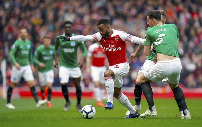PL: Le gâchis continue pour Arsenal