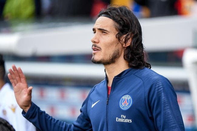 PSG : 50ME pour Cavani, Man Utd contacte Al-Khelaifi