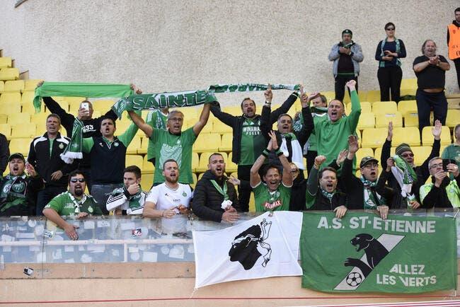 ASSE : L'incroyable histoire des supporters des Verts à Monaco !