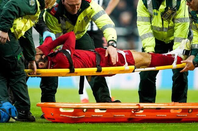 LdC : Salah forfait contre le FC Barcelone