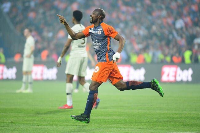 MHSC : Souleymane Camara prolonge à Montpellier