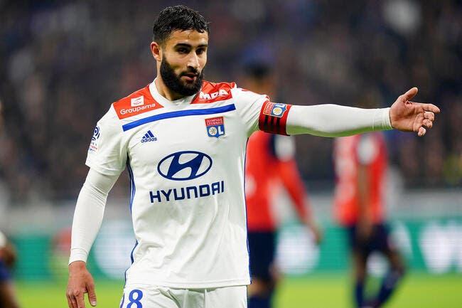 OL : 70ME pour Nabil Fekir, Lyon peut y croire