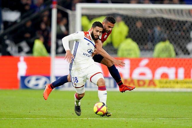 OL : Fekir veut partir, le Milan AC saute sur l'occasion !