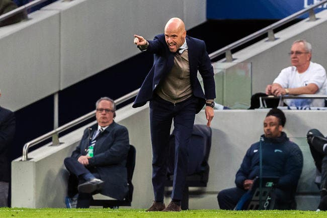 Liverpool: Van Dijk ne veut pas choisir entre Tottenham et l'Ajax