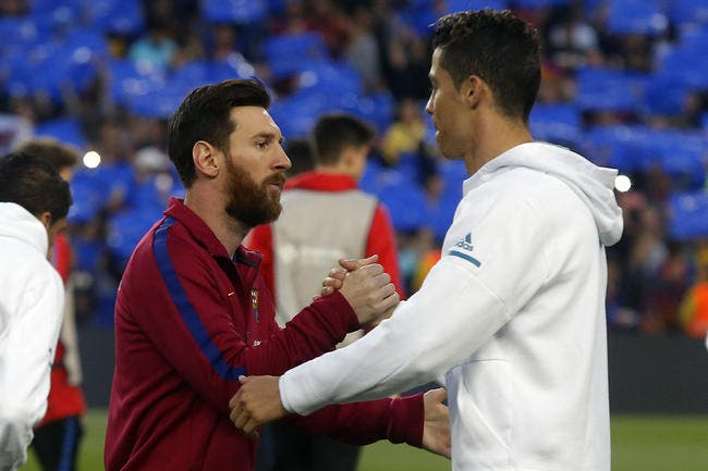 Cristiano Ronaldo et Messi au sommet, c'est vraiment terminé