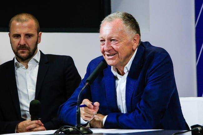 OL : Florian Maurice craque pour ce buteur, Lyon s'active