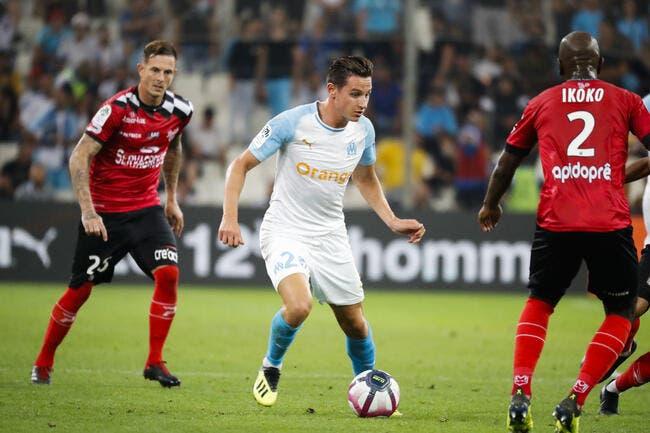 OM : Un deuxième club snobe Florian Thauvin au mercato !