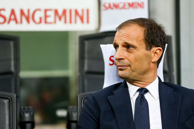 PSG : Allegri arrête avec la Juventus, ce sera Paris ou Barcelone