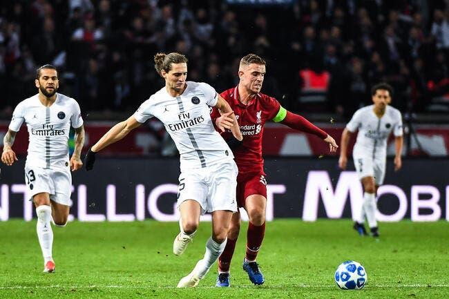 PSG : Real, City, Bayern, Adrien Rabiot prépare son énorme revanche