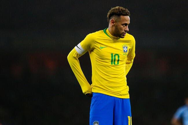 PSG: Neymar sanctionné par le Brésil, l'idée est prise au sérieux