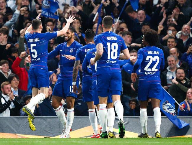 EL : Au bout du suspense, Chelsea rejoint Arsenal en finale
