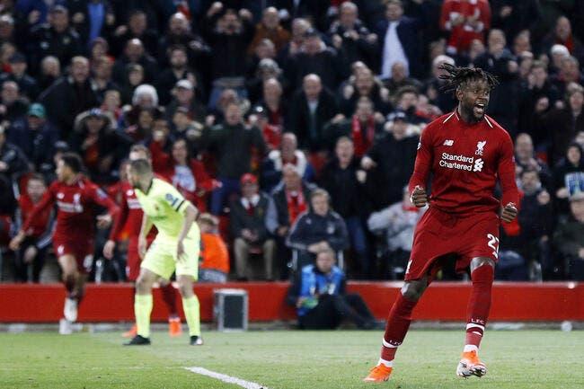 Liverpool : Origi l'a rendu fou, Klopp lui fait un nouveau contrat