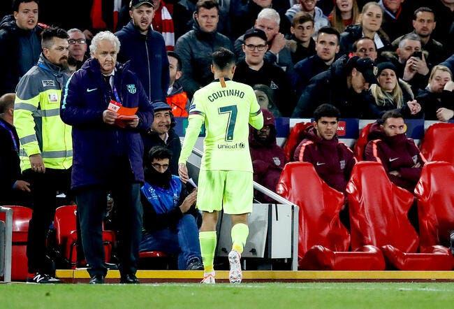 PSG: 60 ME de réduction sur Coutinho, Neymar peut faire craquer Al-Khelaïfi