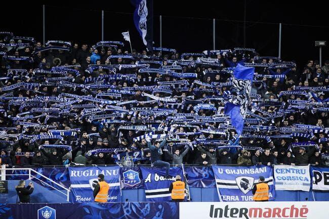 SC Bastia : Soupçon d'abus de bien sociaux, une nouvelle menace plane