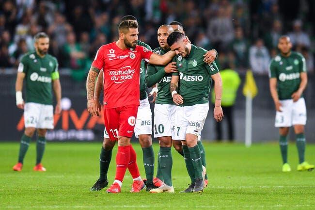 ASSE : Non St-Etienne n'a jamais pensé à la Ligue des champions !