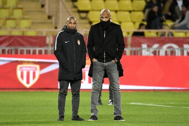 Monaco : Et si Thierry Henry n'avait pas été viré ? Passi répond...