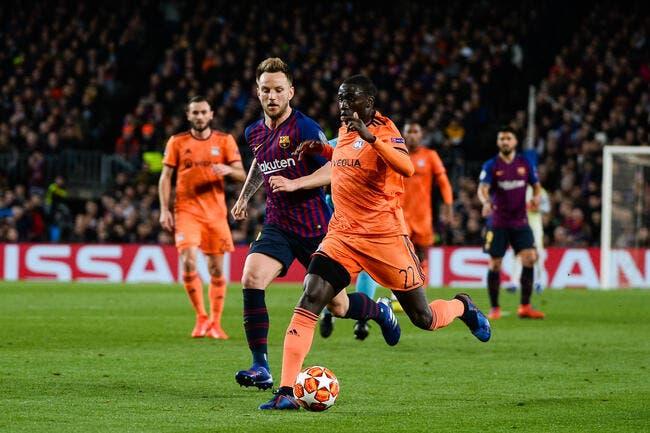 Ferland Mendy, le Real Madrid passe devant le Barça — OL-Mercato